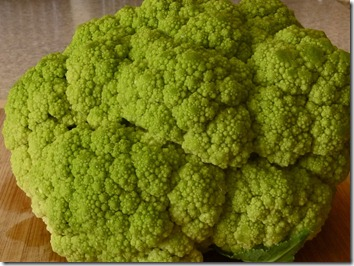 Cauliflower -green 29