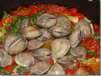 Clams Risotto06