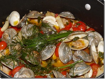 Clams Risotto07