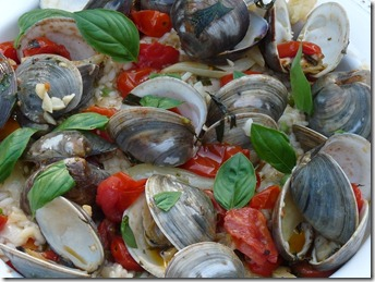 Clams Risotto14