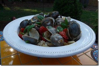 Clams Risotto15