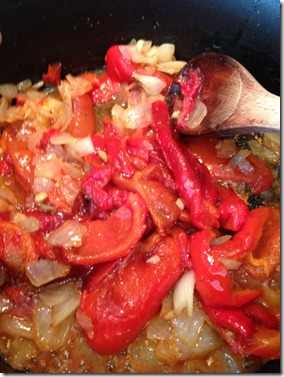 Roasted Red Pepper Sauce05