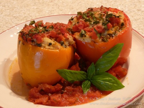... style stuffed recipes by product line italian style stuffed peppers