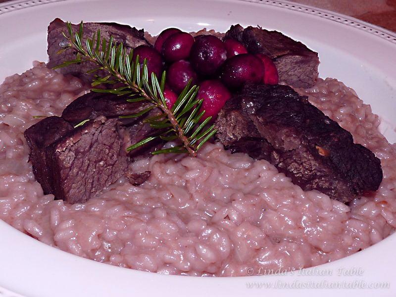 Elk-Red-Wine-Risotto
