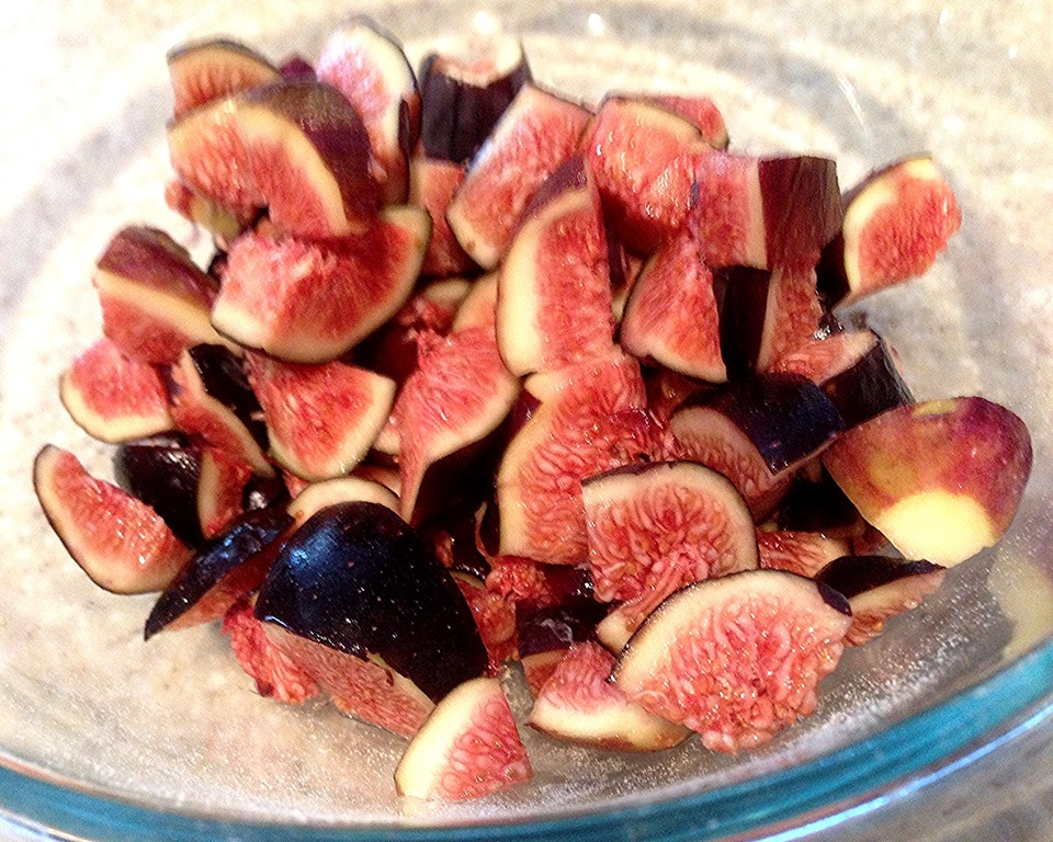 Fresh Fig Cake Using Cake Mix