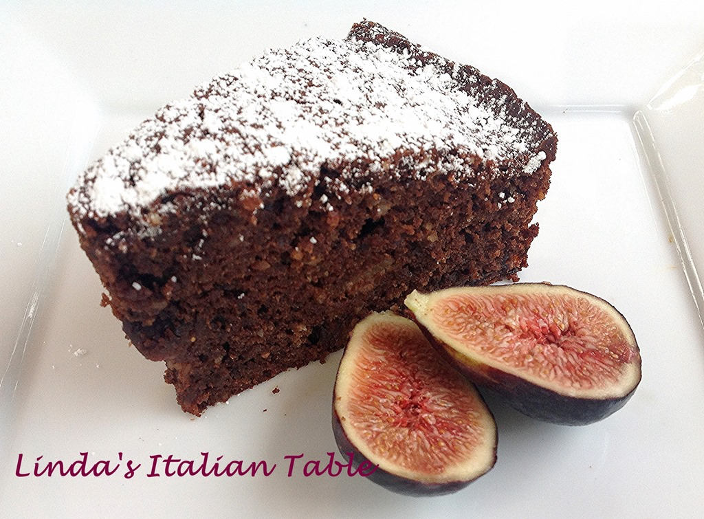 Cake Recipe With Dried Figs