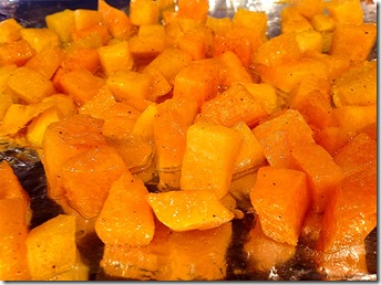 1 Roasted Butternut Squash