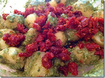 Pesto Potatoes 5