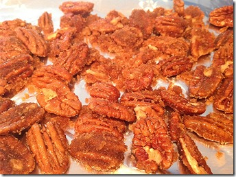 Spiced Pecans 2