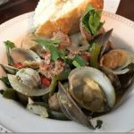 Recipe of the Month August: Sausage and Clams